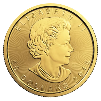 Maple Leaf gold coin